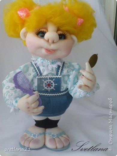 С весной появились и новые куколки. фото 2