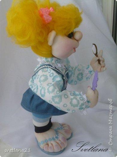 С весной появились и новые куколки. фото 3