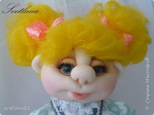 С весной появились и новые куколки. фото 1