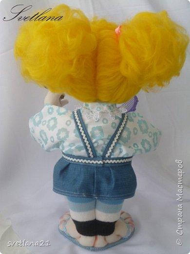С весной появились и новые куколки. фото 4