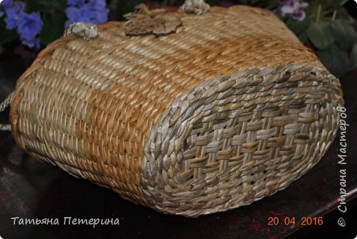 Летняя сумочка фото 3