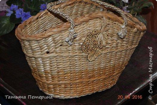 Летняя сумочка фото 2
