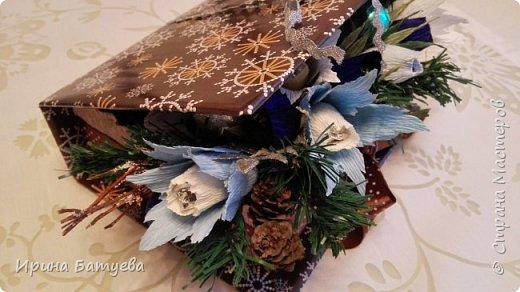 Туфелька на шоколадке Фазер фото 4