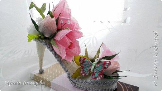 Туфелька на шоколадке Фазер фото 1