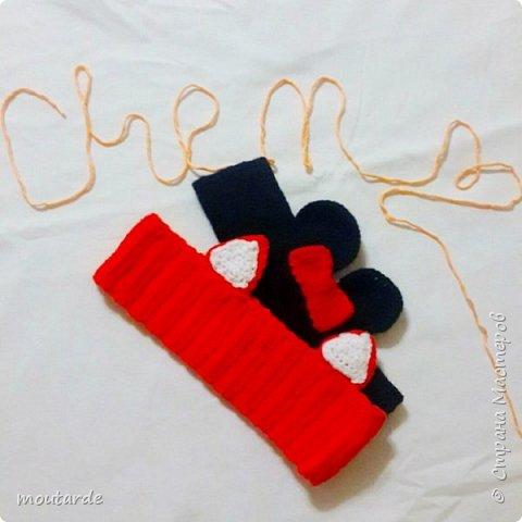 У меня пришло вдохновение на детские повязки. фото 2