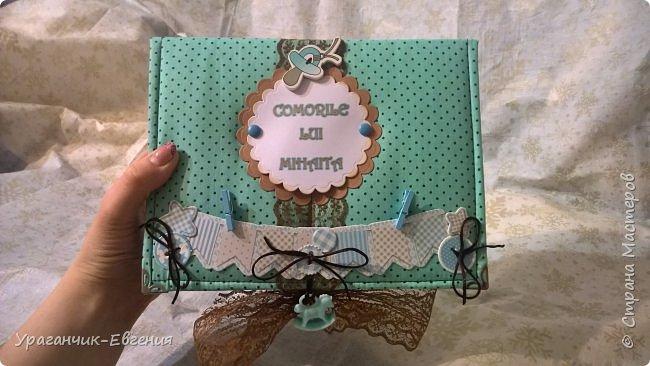 Бирюзово-шоколадные сокровища