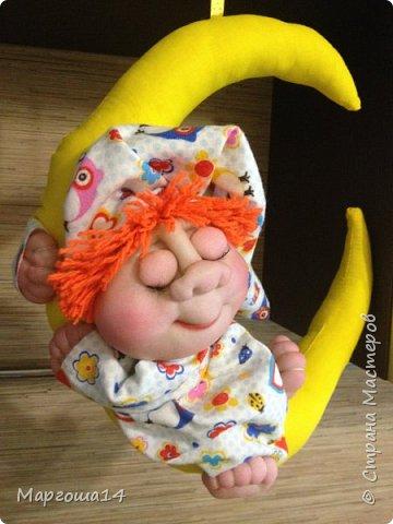Здравствуйте,Страна Мастеров! Сшила ещё немного Сплюшек. Дети и родители от них просто в восторге, да и в детской комнате с такими ангелочками уютнее))) фото 3