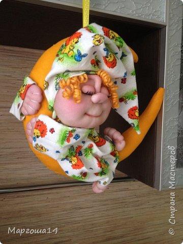 Здравствуйте,Страна Мастеров! Сшила ещё немного Сплюшек. Дети и родители от них просто в восторге, да и в детской комнате с такими ангелочками уютнее))) фото 4