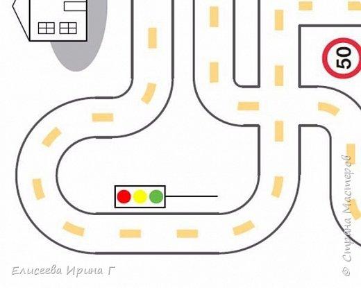 Увлекательная игра с машинками увлечет детей.  фото 4