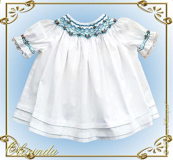 Здравствуйте! Вот такое летнее платьице я сшила свое маленькой дочке. Это просторное платье покроя реглан и украшено буфами от выреза горловины до плеч. В этом мастер-классе я покажу вам, как самой сделать выкройку и сшить такое платье. фото 1