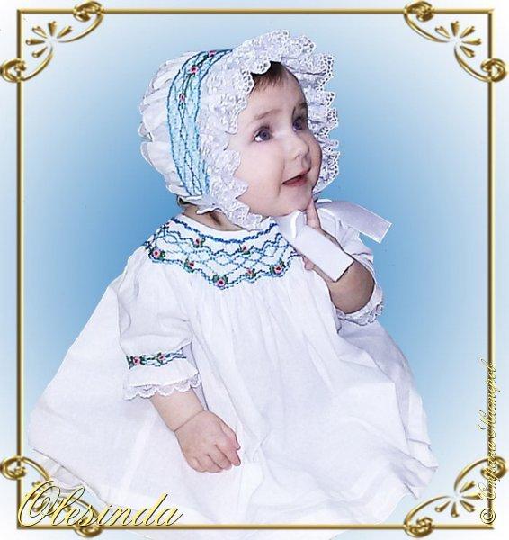 Здравствуйте! Вот такое летнее платьице я сшила свое маленькой дочке. Это просторное платье покроя реглан и украшено буфами от выреза горловины до плеч. В этом мастер-классе я покажу вам, как самой сделать выкройку и сшить такое платье. фото 48