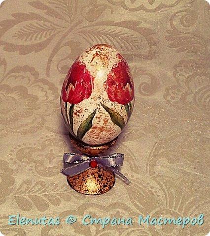 Доброе утро, Страна! Представляю вам небольшую коллекцию пасхальных яиц. фото 3