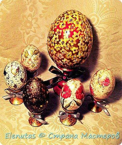 Доброе утро, Страна! Представляю вам небольшую коллекцию пасхальных яиц. фото 6