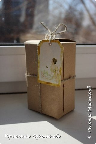 Упаковка подарка фото 2