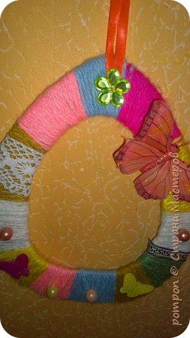 """Доброго всем дня! Спешу поздравить всех с наступлением весны и приближением светлого, доброго, семейного праздника Пасхи! Хочется поделится с любимыми """"соседями"""" поделками, подарками и сувенирами, которые мы с дочкой подготовили для родных и близких. фото 3"""