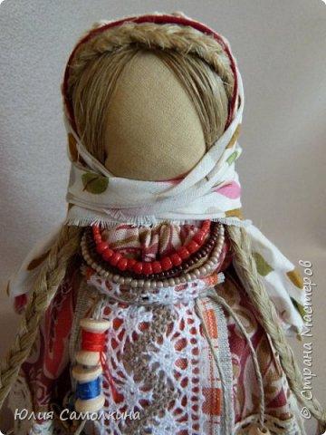 Кукла-оберег Макошь фото 3
