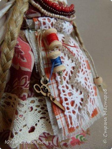 Кукла-оберег Макошь фото 5