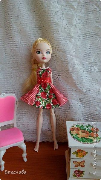 Летнее платье для ЕАХ фото 2