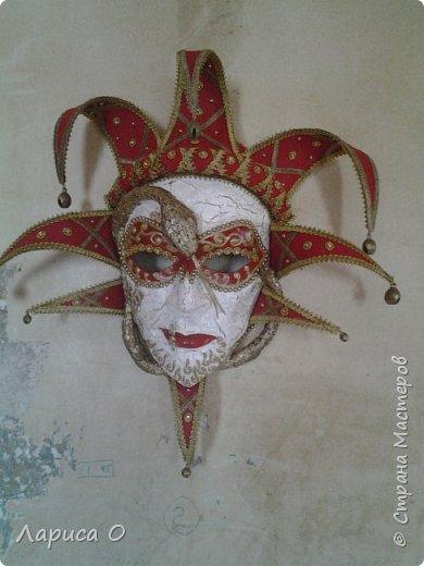 очередная венецианская маска фото 2