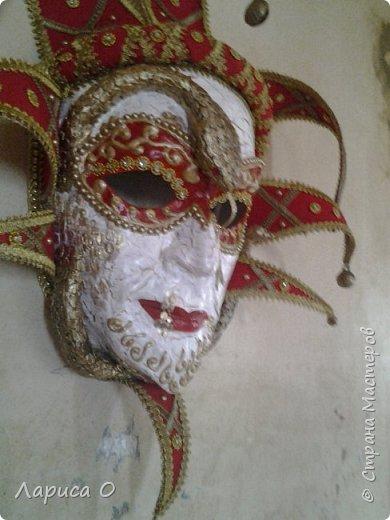 очередная венецианская маска фото 3
