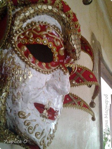 очередная венецианская маска фото 1