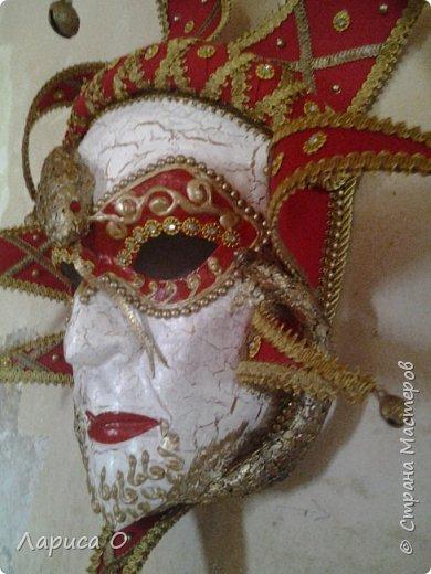очередная венецианская маска фото 4