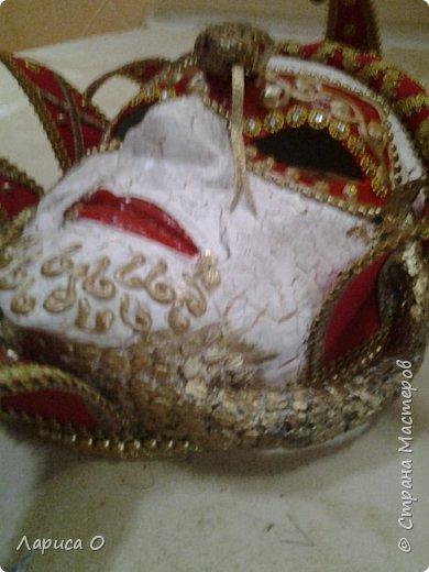 очередная венецианская маска фото 5