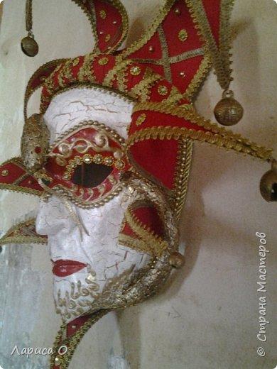 очередная венецианская маска фото 6