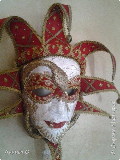 очередная венецианская маска фото 7