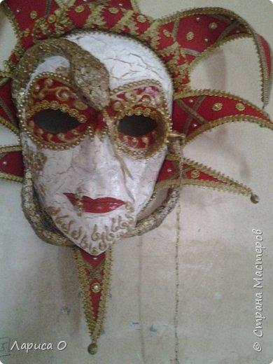 очередная венецианская маска фото 8