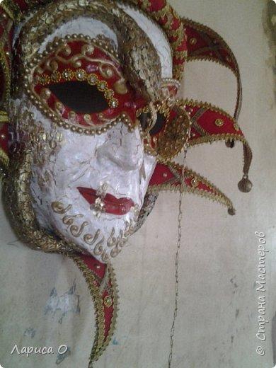 очередная венецианская маска фото 9