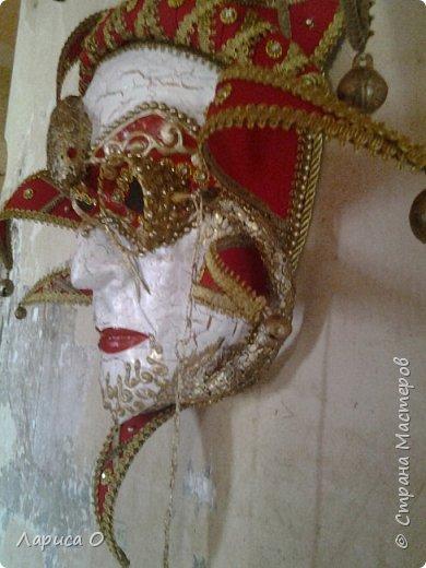 очередная венецианская маска фото 11
