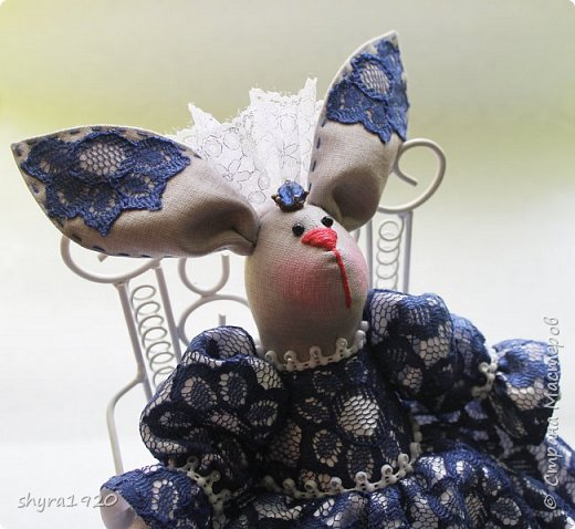 Заключительный персонаж из 12 заек. фото 12