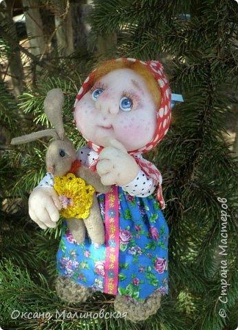 Кукла сшилась на день рождение подруге. фото 4