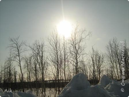 Здравствуйте Всем! С Вербным Воскресением Вас! Мира и Добра в Ваши дома! я к Вам с весенней северной зарисовкой... у всех своя весна: где-то цветут цветы, а у нас вот не тают льды :-)  фото 6