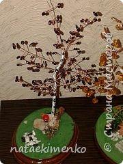 Деревья из натуральных камней. фото 3