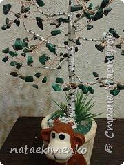 Деревья из натуральных камней. фото 4