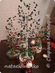 Деревья из натуральных камней. фото 6