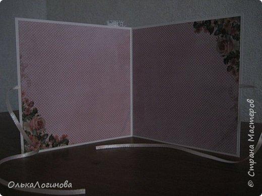 """Здравствуй,Страна! И опять я к вам с новой порцией открыток))не отпускает меня))снова ScrapBerry's,снова """"Бабочки"""" и """"Ромео и Джульетта"""",основа акварельная бумага.Первая открытка симбиоз нового и старого,цветочков нет,но кружево осталось)))а также немного полубусин и имитации машинной строчки(сделана вручную). фото 6"""