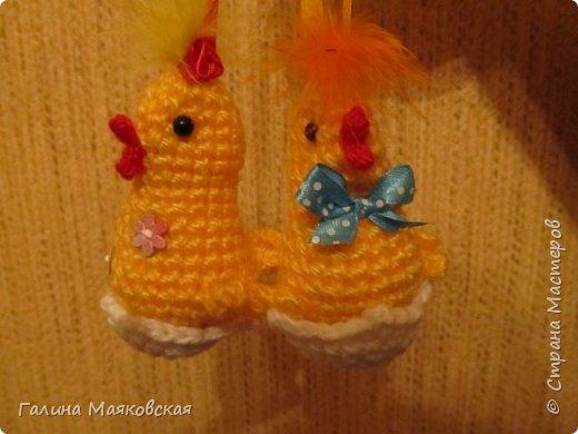Привет всем!  Хочу показать, что сотворилось за последнюю неделю: тут и курочки, и цыплята и новинки-корзинки.  фото 2