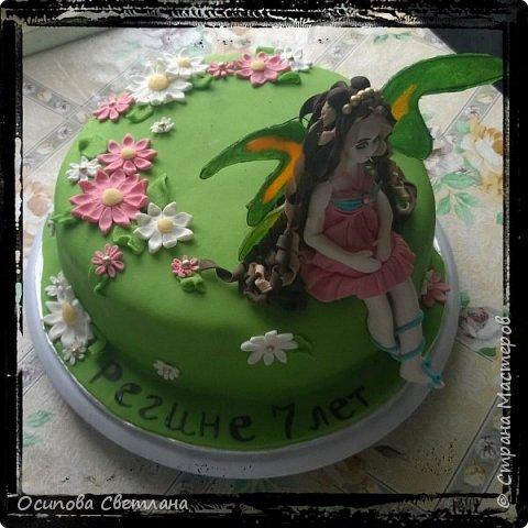 Здравствуй, Страна Мастеров)  Я хоть и сама жуткая сластёна и безумно люблю тортики, делаю их, к сожалению, не очень часто.  Подготовила вот такую партию тортов)   Торт Love is...  фото 4