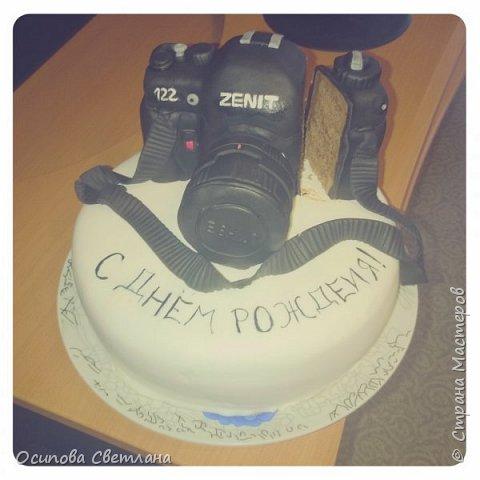 Здравствуй, Страна Мастеров)  Я хоть и сама жуткая сластёна и безумно люблю тортики, делаю их, к сожалению, не очень часто.  Подготовила вот такую партию тортов)   Торт Love is...  фото 6