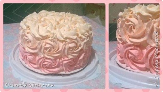 Здравствуй, Страна Мастеров)  Я хоть и сама жуткая сластёна и безумно люблю тортики, делаю их, к сожалению, не очень часто.  Подготовила вот такую партию тортов)   Торт Love is...  фото 8