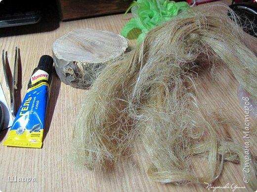 Цыплят наделала http://stranamasterov.ru/node/1022337.  Теперь буду вить гнезда из пакли. Украшать различными цветами и травкой, чтобы у цыплят были красивые домики. фото 2