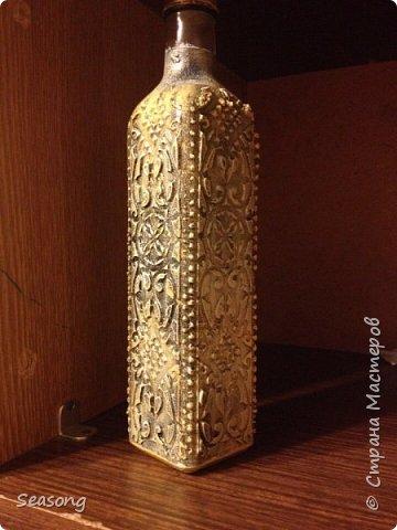 """Бутылка """"Античность"""" фото 4"""