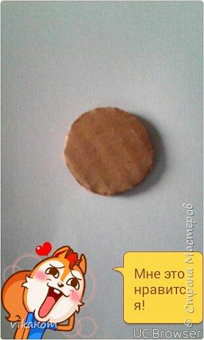 Привет всем !Сегодня я покажу вам как сделать вот такие пиццу и яичницу для кукол . фото 3