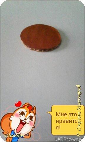 Привет всем !Сегодня я покажу вам как сделать вот такие пиццу и яичницу для кукол . фото 4