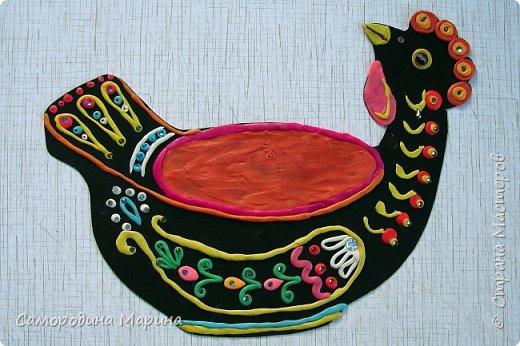 Поделка по мотивам русской деревянной посуды:ковш-братина фото 1