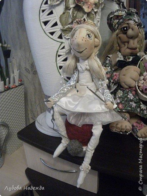 Белошвейка Лулу и вязальщица Жозетта фото 6