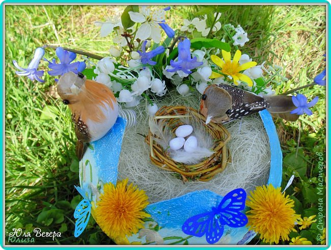Приближается Светлый праздник Пасха!Желаю вам семейного счастья,веры и творческого вдохновения!!! Спасибо мастерицам этой Страны за прекрасные идеи!!! фото 2